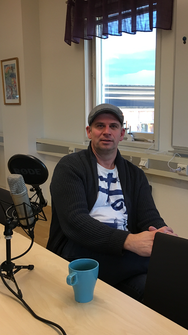 Podcast: Malte Hallquist