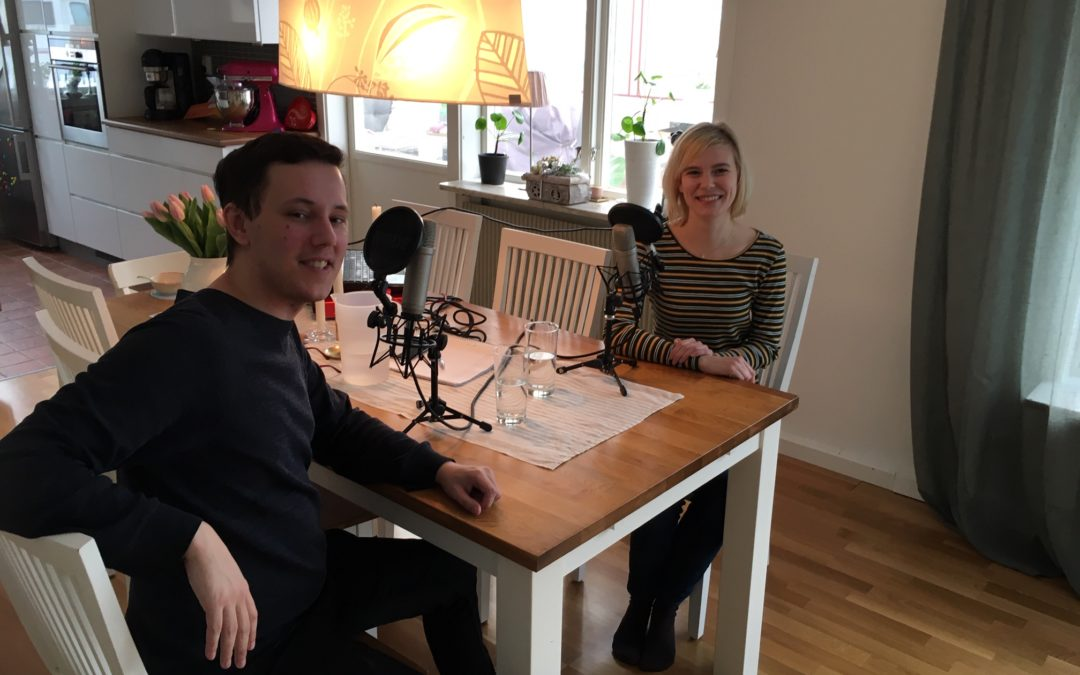 Podcast: Harry Martinsson och hans verk Aniara