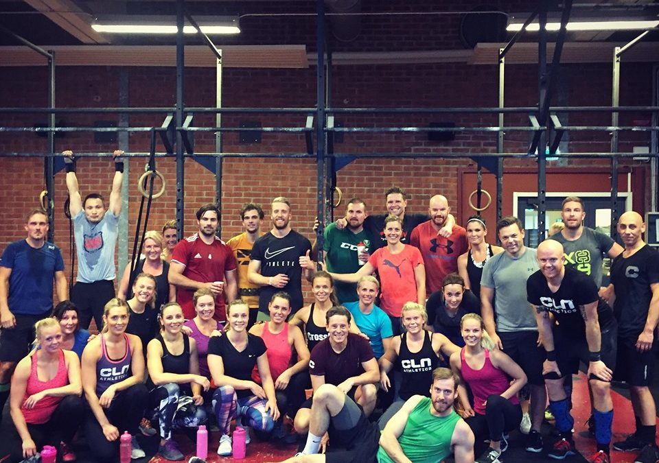 Crossfit-fest under LifeBox Games